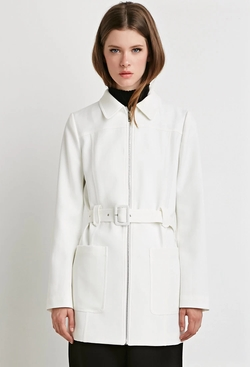 Forever21 - Belted Trench Jacket