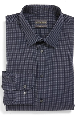 Calibrate - Trim Fit Non-Iron Dress Shirt