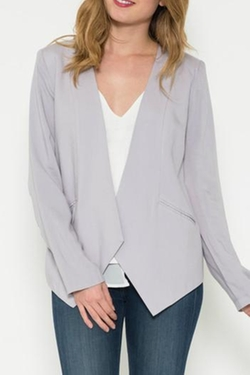 Esley Collection - Lavender Blazer