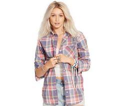 Denim & Supply Ralph Lauren  - Plaid Cotton Shirt