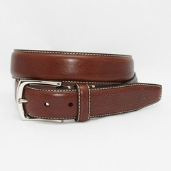 Torino - Tumbled-Leather Belt