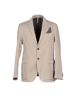 Asfalto - Single Breasted Blazer