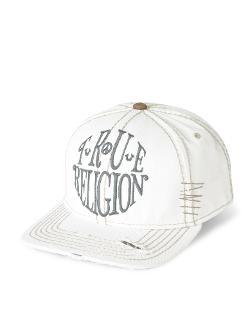 True Religion - True Circle Visor Cap