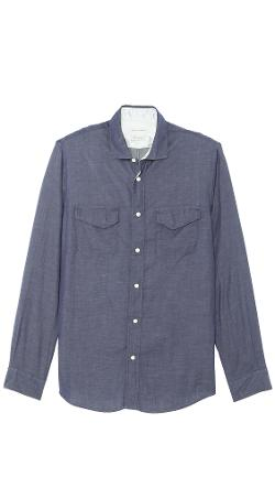 Marc Jacobs  - Long Sleeve Woven Shirt