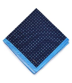 Cremieux  - 4-Square Pocket Square