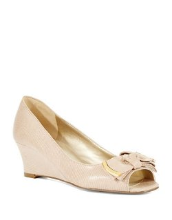 Bandolino  - Goldco Wedge Sandals