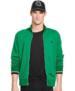 Polo Ralph Lauren - Full-Zip Interlock Track Jacket