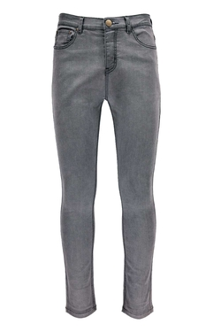Boohoo Blue - Grey Extreme Skinny Jean