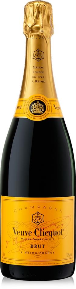 Veuve Clicquot - Brut Yellow Label Champagne