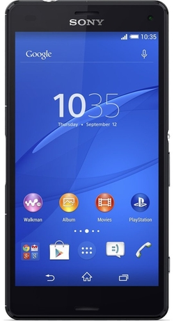 Sony  - Xperia Z3 Compact Mobile Phone
