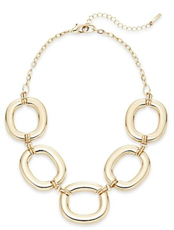 Saks Fifth Avenue - Oversized Oval Link Necklace