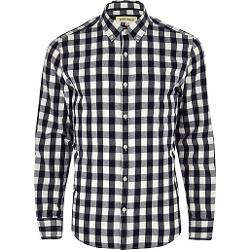River Island - Brushed Check Shirt