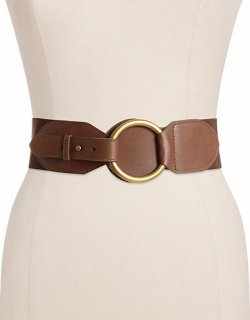 Ralph Lauren  - Stretch Buckle Belt
