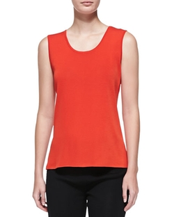 Misook  - Scoop-Neck Tank Top