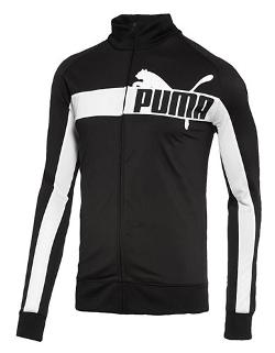Puma - Zip-up Logo Track Jacket