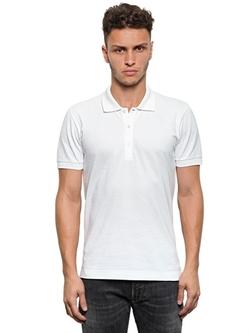 Dolce & Gabbana - Cotton Polo Shirt