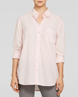 Equipment  - Margaux Essential Stripe Shirt