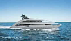Rodriquez Yachts  - Ocean Emerald Luxury Motor Yacht