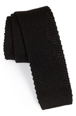 HUGO BOSS  - Knit Cotton Tie
