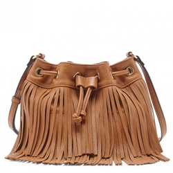 Sole Society  - Jones Fringe Mini Bucket Bag