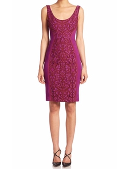 Diane Von Furstenberg  - Geovana Lace Dress