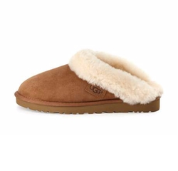 UGG - Cluggette Shearling Slide Slippers