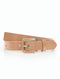 Talbots - Polished Leather Belt