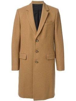 Ami Alexandre Mattiussi  - Single Breasted Overcoat