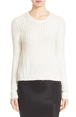 Anthony Thomas Melillo - Cable Knit Sweater