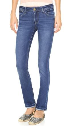 DL1961  - Grace High Rise Straight Jeans
