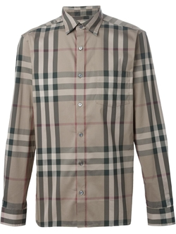 Burberry Brit   - House Check Shirt