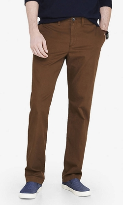 Express - Modern Fit Chino Pants
