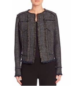 Elie Tahari - Carol Tweed Jacket