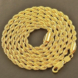 Preciastore - Rope Chain Necklace