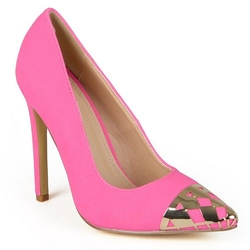 Journee Collection  - Women's Frisby High Heel Pumps