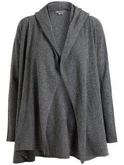 VINCE  - Draped Wool Cardigan