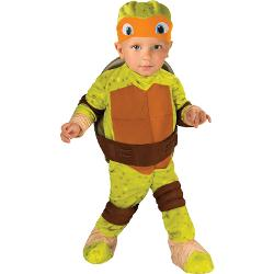 Nickelodeon  - Teenage Mutant Ninja Turtle - Michelangelo Toddler Costume
