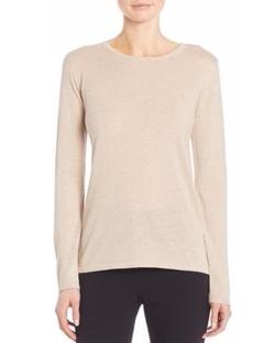 Max Mara - Adone Silk & Cashmere Pullover
