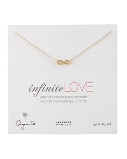 Dogeared  - Infinite Love Pendant Infinity Necklace