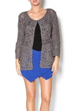 Miila - Crochet Cardigan