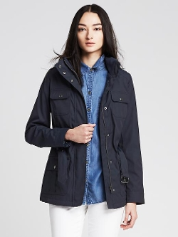 Banana Republic - Convertible Field Jacket