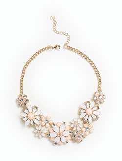 Talbots - Garden Cluster Necklace