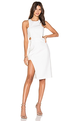 Michelle Mason  - Bandeau Midi Dress
