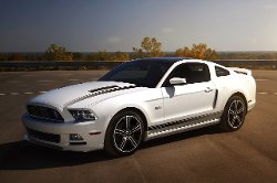 Ford - Mustang Boss V6 Coupe