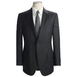 Hickey Freeman  - Chalk Stripe Suit