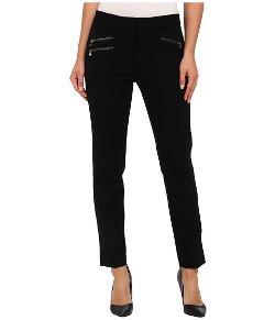 Kenneth Cole New York  - Allison Slim Zip Pocket Pants