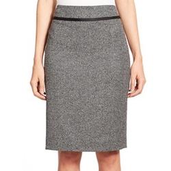 Escada - Tweed Pencil Skirt