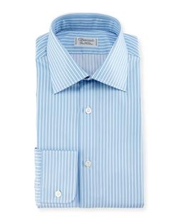 Charvet - Two-Tone Striped Dress Shirt