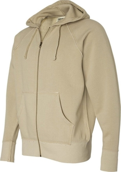 Comfort Colors - Full-Zip Hooded Sweatshirt