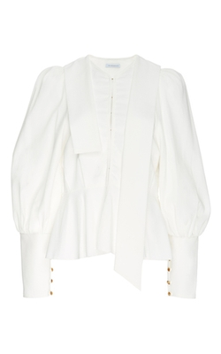 J.W. Anderson - Puff Sleeve Blouse